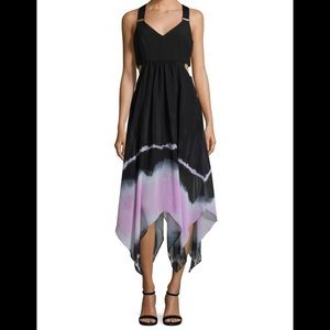 Rachel Rachel Roy April Pink Cloud Maxi Dress